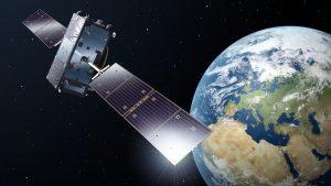 european space agency satellite