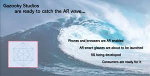 gazooky studios catch the AR wave