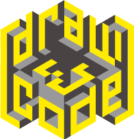 draw and code logo